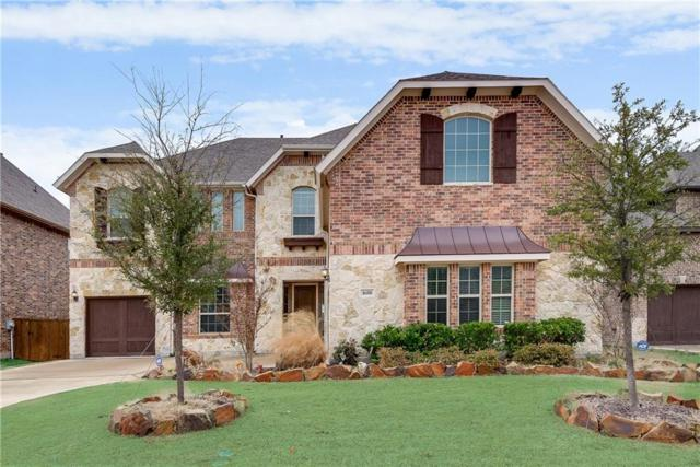 1608 Alamosa Drive, Allen, TX 75013 (MLS #14029507) :: RE/MAX Town & Country
