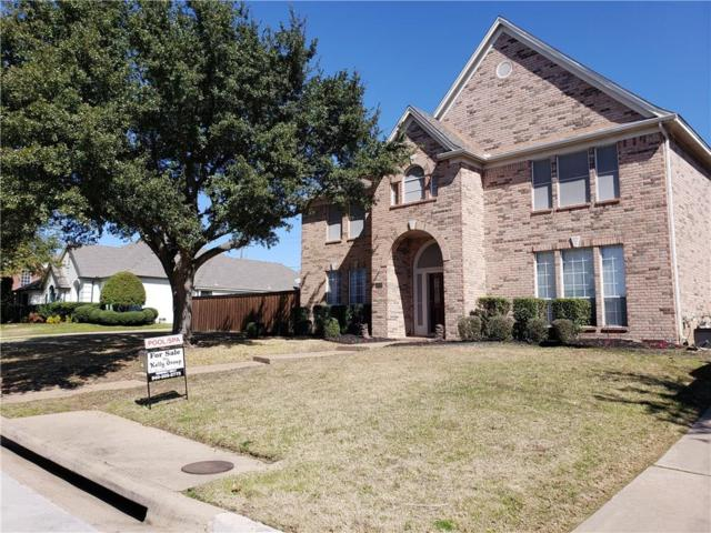 1004 Hilton Drive, Mansfield, TX 76063 (MLS #14029704) :: The Tierny Jordan Network