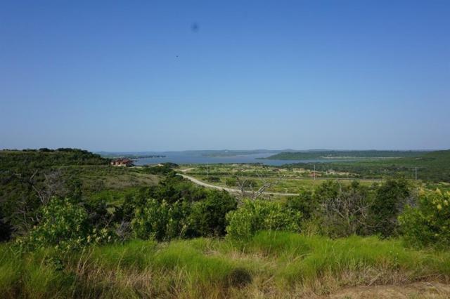 Lt272 Honeysuckle Court, Possum Kingdom Lake, TX 76449 (MLS #14029721) :: Robinson Clay Team