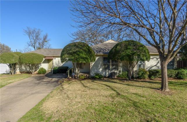 612 Ector Street, Denton, TX 76201 (MLS #14029729) :: RE/MAX Town & Country