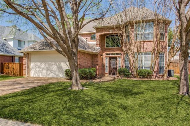 2128 Stevenson Lane, Flower Mound, TX 75028 (MLS #14029766) :: Baldree Home Team