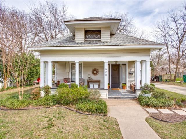 620 N Church Street, Mckinney, TX 75069 (MLS #14029793) :: Kimberly Davis & Associates