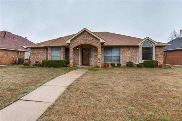1621 Briargrove Drive, Mesquite, TX 75181 (MLS #14029842) :: The Good Home Team