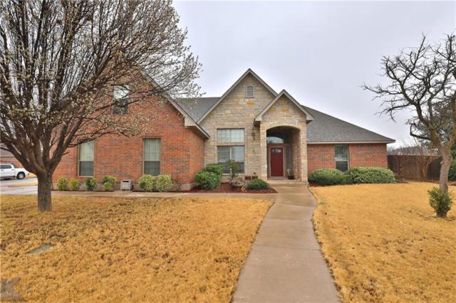 8102 Thompson Parkway, Abilene, TX 79606 (MLS #14029894) :: The Heyl Group at Keller Williams