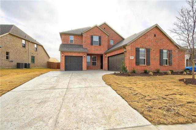 425 Nakoma Drive, Rockwall, TX 75087 (MLS #14030150) :: The Chad Smith Team