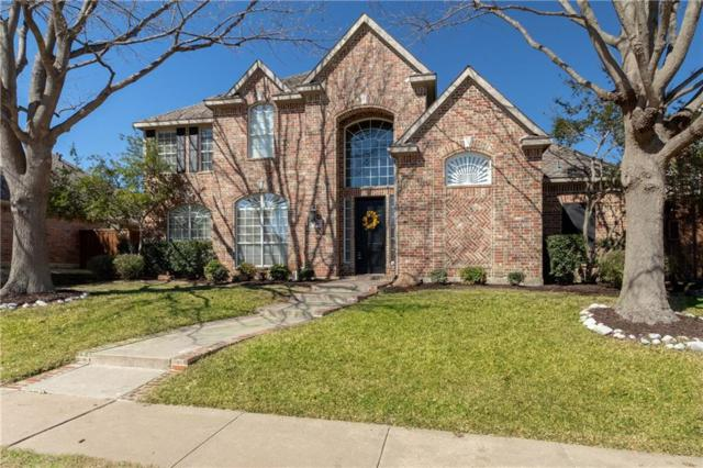 1210 Shadetree Lane, Allen, TX 75013 (MLS #14030225) :: Kimberly Davis & Associates