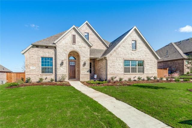 621 Elizabeth Lane, Prosper, TX 75078 (MLS #14030230) :: The Good Home Team