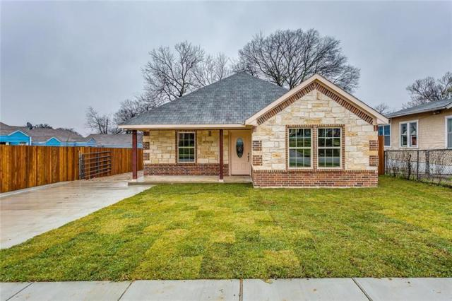 3020 Mt Vernon Avenue, Fort Worth, TX 76103 (MLS #14030241) :: RE/MAX Town & Country