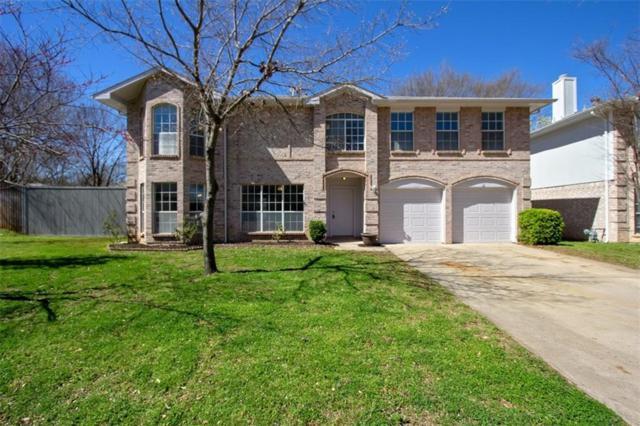 2704 Skyview Drive, Corinth, TX 76210 (MLS #14030292) :: Baldree Home Team