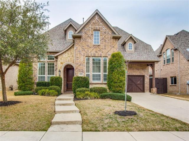 14956 Foxbriar Lane, Frisco, TX 75035 (MLS #14030383) :: Robbins Real Estate Group