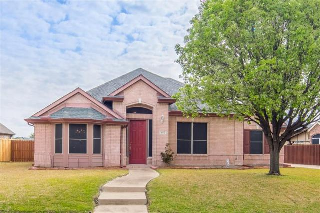 412 Willow Bend Drive, Murphy, TX 75094 (MLS #14030442) :: RE/MAX Town & Country