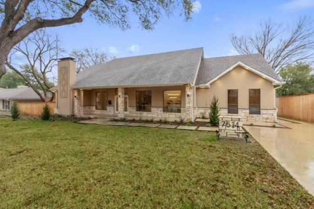 7514 Northaven Road, Dallas, TX 75230 (MLS #14030466) :: Robinson Clay Team