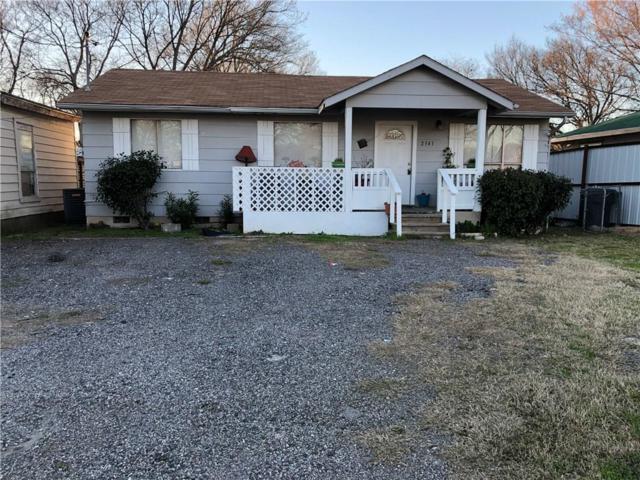 2341 Echo Lake Drive, Dallas, TX 75253 (MLS #14030525) :: RE/MAX Town & Country