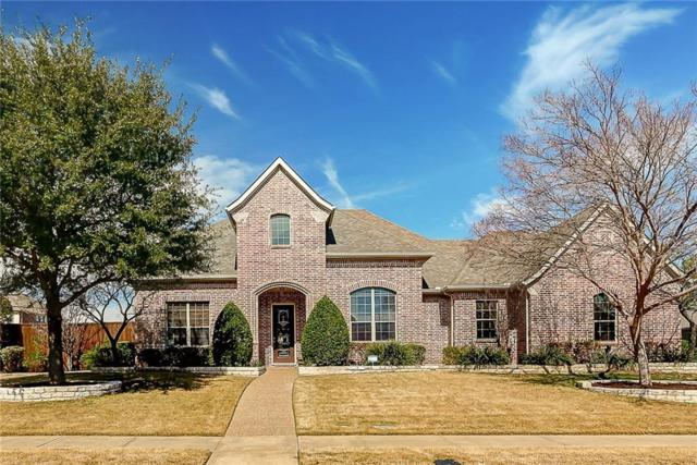 1201 Monticello Drive, Prosper, TX 75078 (MLS #14030569) :: RE/MAX Town & Country