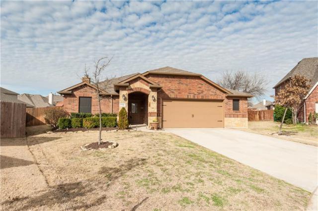 5721 Balmorhea Drive, Denton, TX 76226 (MLS #14030637) :: Real Estate By Design