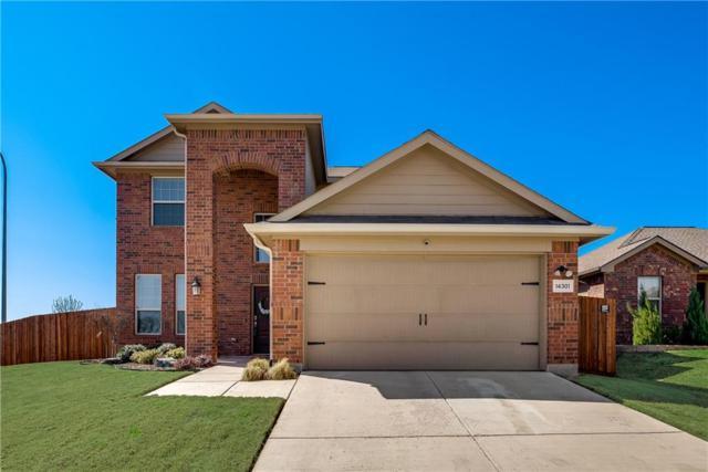 14301 Serrano Ridge Road, Fort Worth, TX 76052 (MLS #14030690) :: RE/MAX Town & Country