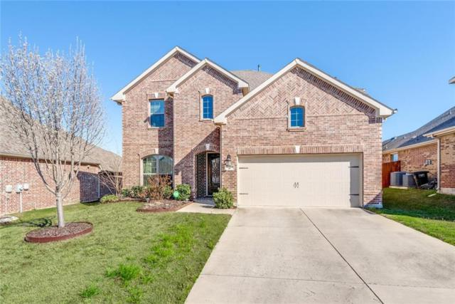 14504 Seventeen Lakes Boulevard, Fort Worth, TX 76262 (MLS #14030731) :: RE/MAX Town & Country