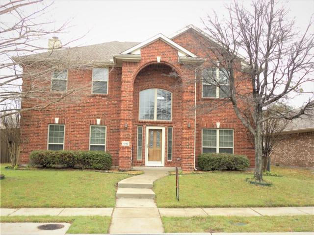 1332 Marwood Drive, Allen, TX 75013 (MLS #14030981) :: The Paula Jones Team | RE/MAX of Abilene