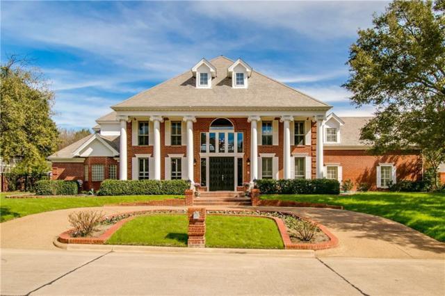 4503 Cresthaven Drive, Colleyville, TX 76034 (MLS #14031031) :: The Tierny Jordan Network