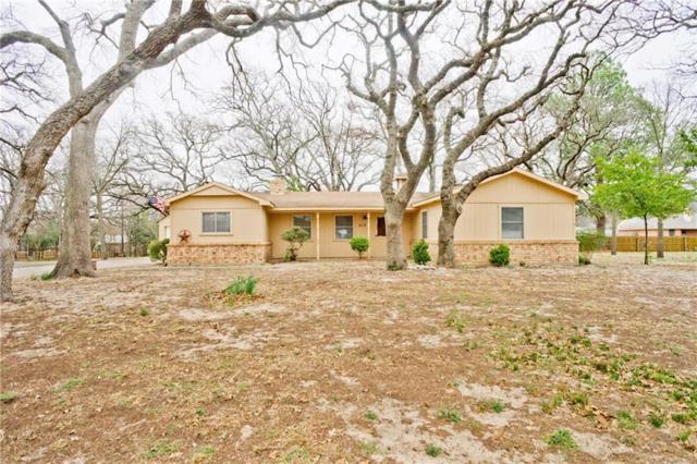 412 Maplewood Street, Azle, TX 76020 (MLS #14031037) :: The Daniel Team