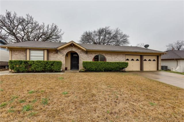 7612 N Richland Boulevard, North Richland Hills, TX 76180 (MLS #14031074) :: RE/MAX Town & Country