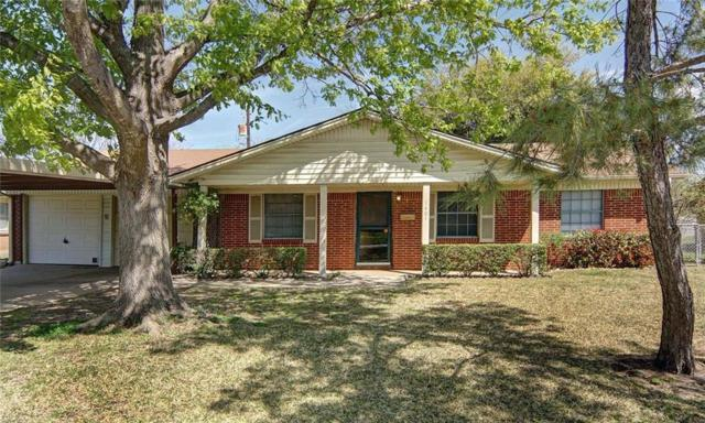 1401 SE 21st Street, Mineral Wells, TX 76067 (MLS #14031132) :: RE/MAX Town & Country