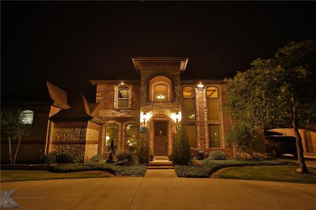 125 Castle Rock Cove, Abilene, TX 79602 (MLS #14031191) :: The Paula Jones Team   RE/MAX of Abilene