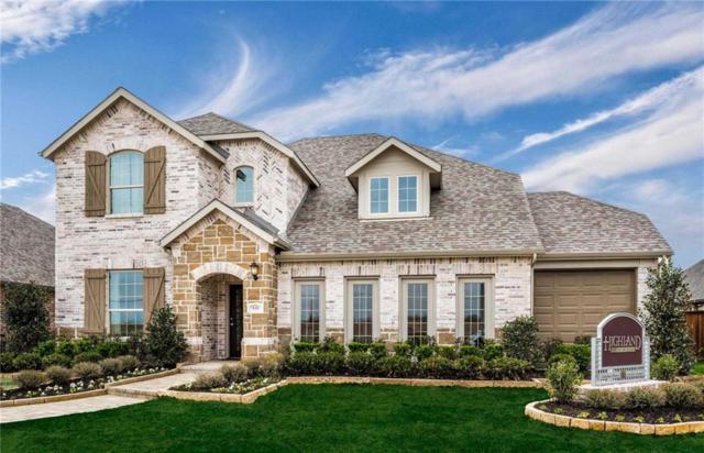828 Langholm Drive, Celina, TX 75009 (MLS #14031231) :: Real Estate By Design