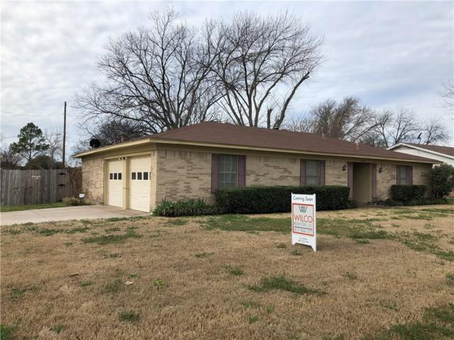 922 Kerry Street, Benbrook, TX 76126 (MLS #14031255) :: RE/MAX Town & Country