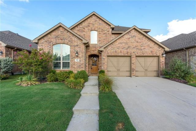 208 Sunrise Drive, Argyle, TX 76226 (MLS #14031331) :: RE/MAX Town & Country