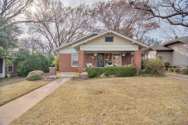 2204 Thomas Place, Fort Worth, TX 76107 (MLS #14031592) :: The Chad Smith Team