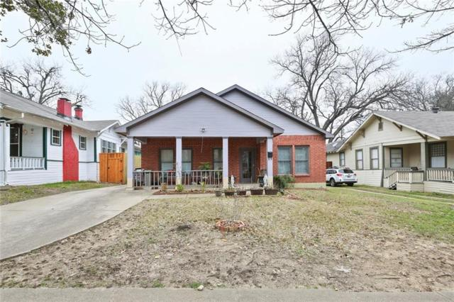 111 N Willomet Avenue, Dallas, TX 75208 (MLS #14031642) :: All Cities Realty