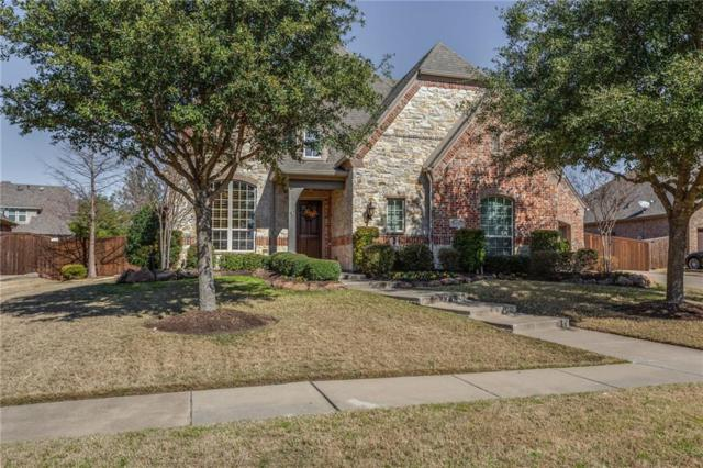 876 Paradise Circle, Allen, TX 75013 (MLS #14031670) :: RE/MAX Town & Country