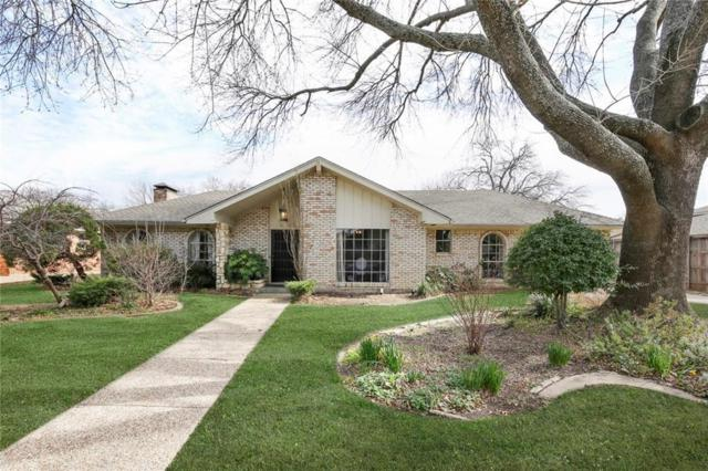 2802 S Surrey Drive, Carrollton, TX 75006 (MLS #14031674) :: RE/MAX Town & Country