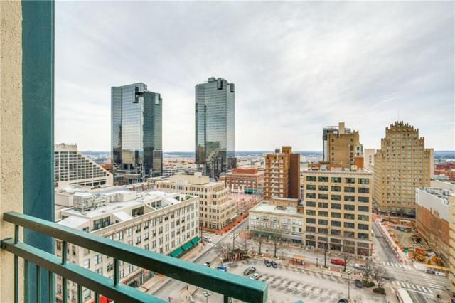 500 Throckmorton Street #1412, Fort Worth, TX 76102 (MLS #14031777) :: The Mitchell Group