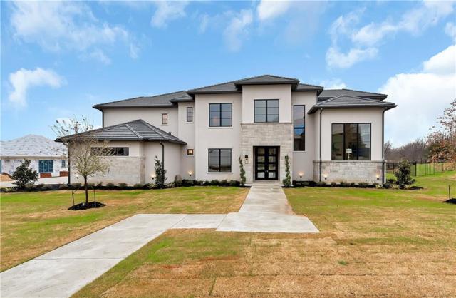 5216 W Verde Circle, Benbrook, TX 76126 (MLS #14031792) :: Team Hodnett