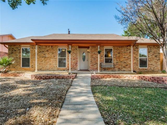1817 Castille Drive, Carrollton, TX 75007 (MLS #14031803) :: The Paula Jones Team | RE/MAX of Abilene
