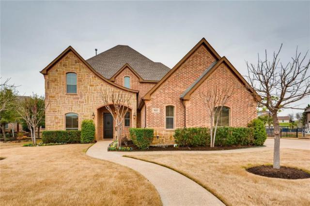 7621 Eagle Ridge Circle, Fort Worth, TX 76179 (MLS #14031923) :: Baldree Home Team