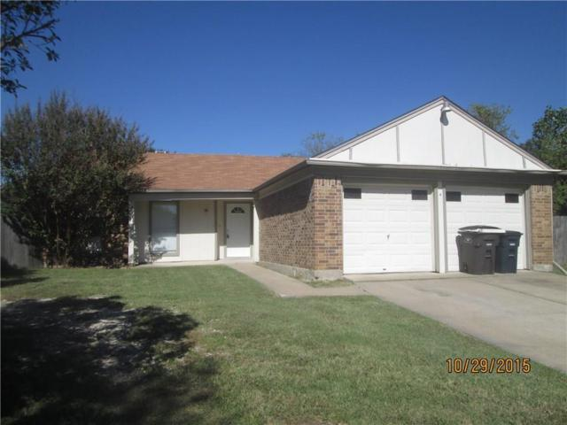 7017 Moss Rose Court, Fort Worth, TX 76137 (MLS #14031942) :: The Chad Smith Team