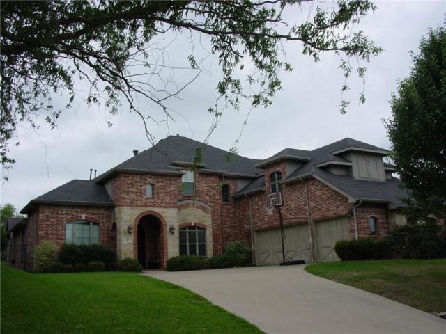 812 Bentwater Parkway, Grand Prairie, TX 75104 (MLS #14031985) :: The Tierny Jordan Network