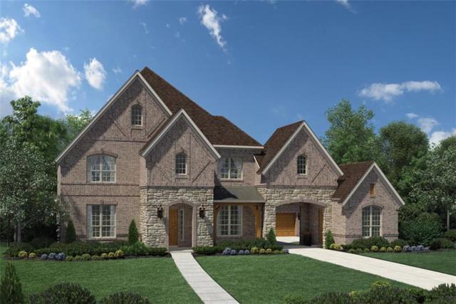 1609 Earhart Lane, Flower Mound, TX 75028 (MLS #14031996) :: Real Estate By Design
