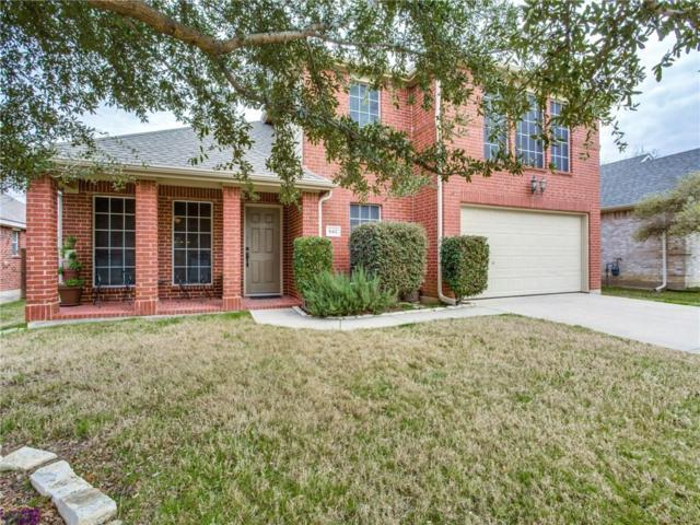 542 Briaroaks Drive, Lake Dallas, TX 75065 (MLS #14032046) :: Baldree Home Team