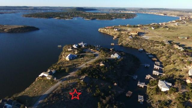 Lot 8 Bluff Creek Point, Possum Kingdom Lake, TX 76475 (MLS #14032072) :: The Welch Team