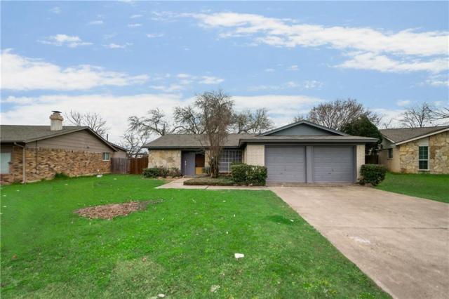 2608 Laramie Street, Irving, TX 75062 (MLS #14032084) :: Robbins Real Estate Group