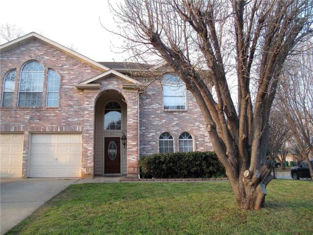 311 Stately Oak Lane, Lake Dallas, TX 75065 (MLS #14032455) :: Baldree Home Team