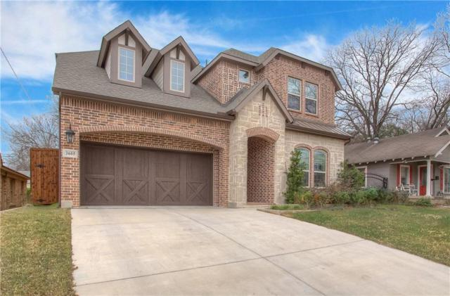 3605 W 5th Street, Fort Worth, TX 76107 (MLS #14032479) :: RE/MAX Town & Country
