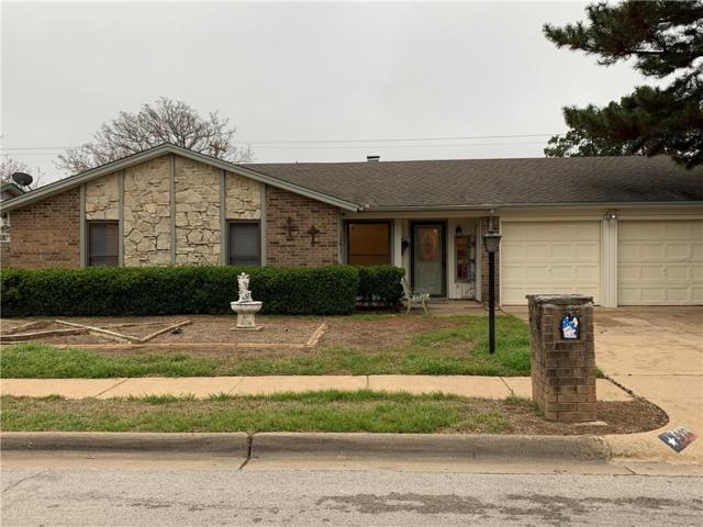 913 Rose Street, Crowley, TX 76036 (MLS #14032589) :: RE/MAX Town & Country