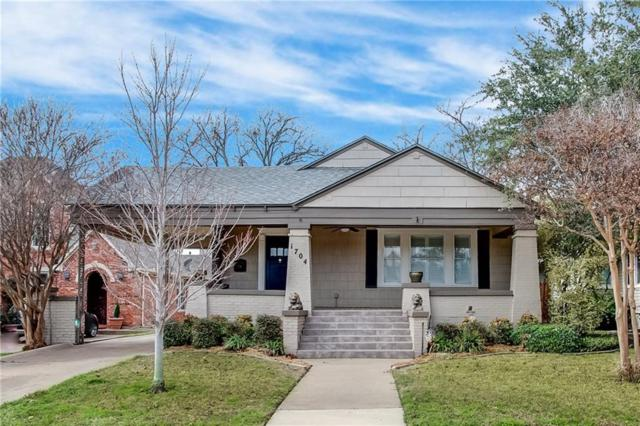 1704 Ashland Avenue, Fort Worth, TX 76107 (MLS #14032637) :: The Heyl Group at Keller Williams