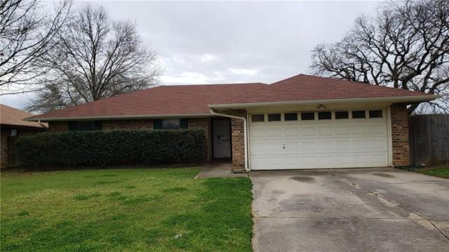 102 Almond Lane, Euless, TX 76039 (MLS #14032672) :: RE/MAX Town & Country
