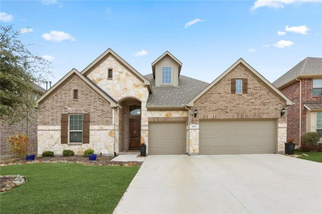 1412 Big Creek Drive, Mckinney, TX 75071 (MLS #14032698) :: Kimberly Davis & Associates